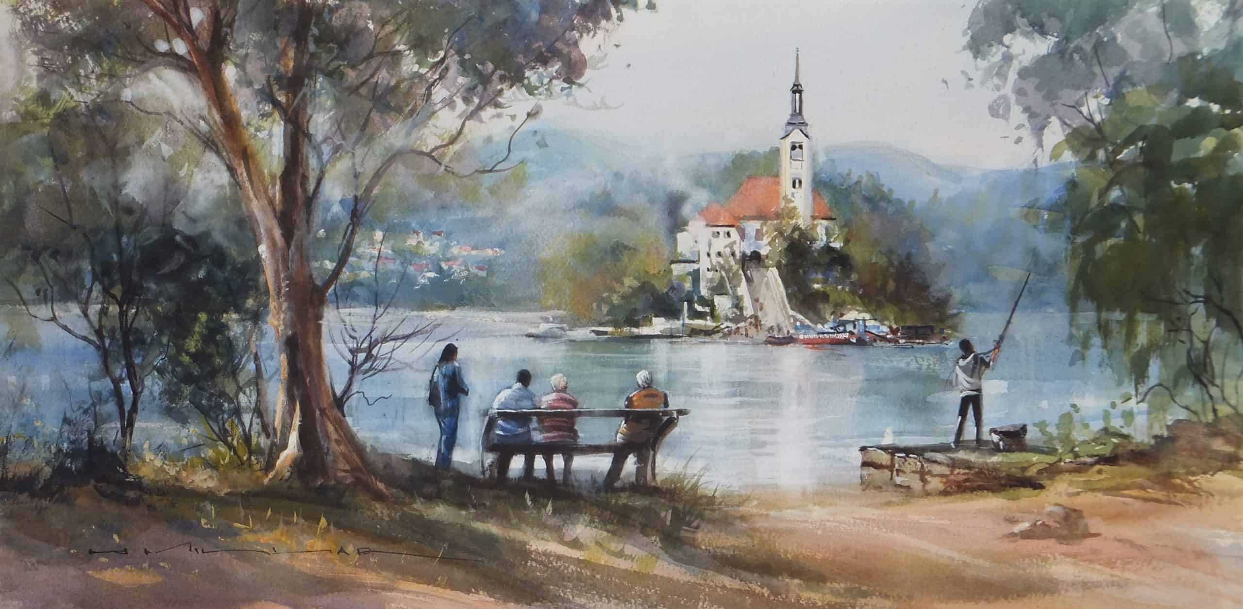 MillarN -Holidays-Bled-Slovenia -S2